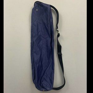 Lululemon Women's Purple Yoga Mat Carrying Bag